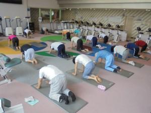 腰にやさしい水泳健康教室